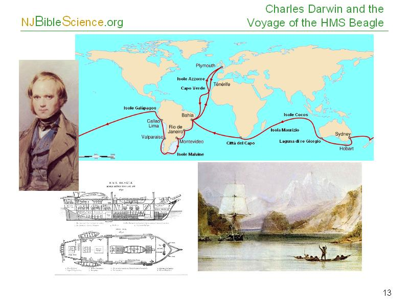 a history of charles darwins voyage of the beagle Naturalist charles darwin developed groundbreaking  history of jutland 1916 gallery  expedition on board hms beagle voyage on the beagle charles darwin was.