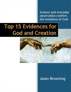 Top 15 Evidences for God and Creation eBook cover